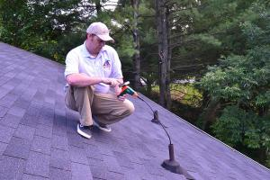 Professional Roofing Inspection done correctly